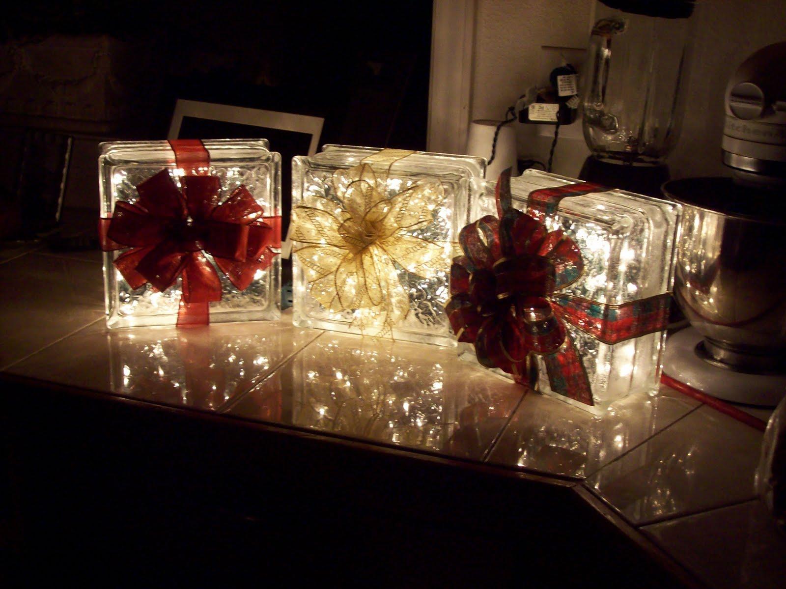christmas light blocks