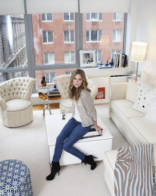 Olivia Palermo Apartment