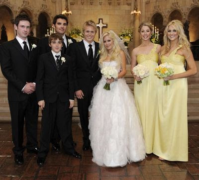 heidi montag wedding dress. and HEIDI Montag WEDDING