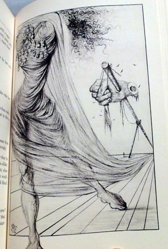 essays of michael de montaigne illustrated by salvador dali Illustrated by salvador dali: essays of michel de montaigne--sealed, mint i  recently stumbled upon this rare item it's not just any copy of.