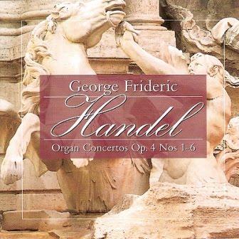 handel organ concertos