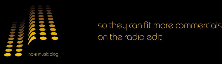 So they can fit more commercials on the radio edit