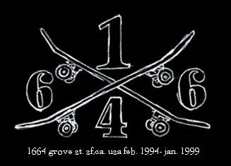 1664 grove st. sf,ca. usa feb. 1994- jan. 1999