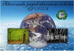 Cartel Medioambiental
