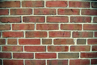 a picture of a brick wall