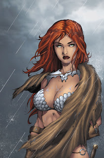 Red Sonja Blond Colorist