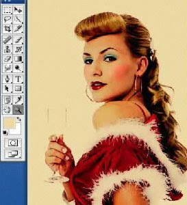photoshop pin up tutorial