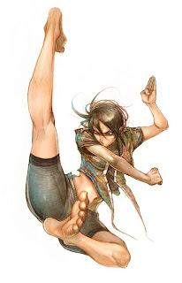 fantasy anime girl