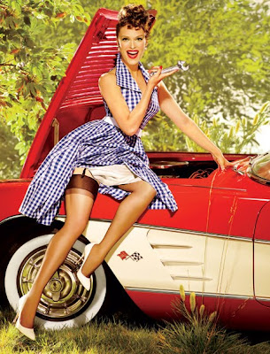 Vinessa Shaw vanity fair pin up