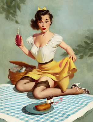 Harry Ekman pin up