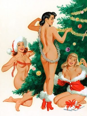 Bill Randall pin up