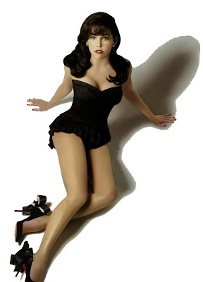 Lauren Graham Pin Up