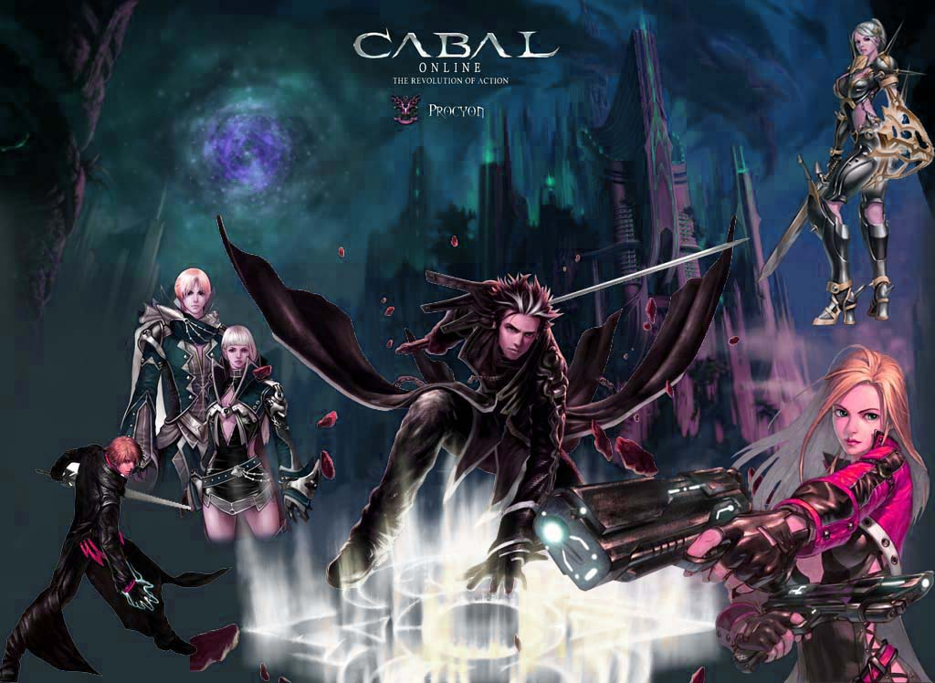 cabal online wallpaper. Long ago, the CABAL cleansed