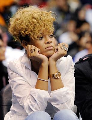 Rihanna Has Been Dating Or Just Friend With Matt Kemp