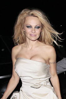 Pamela Andersson Looking A Worse Wear And Make Up