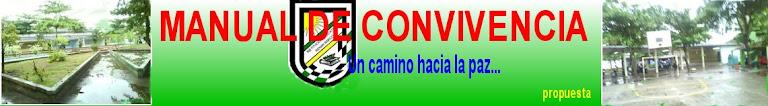 Manual de convivencia INSTITUCION EDUCATIVA RENAN BARCO, MUNICIPIO LA DORADA - CALDAS-  .