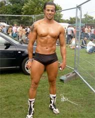 from Vance david hernandez gay stripper photos