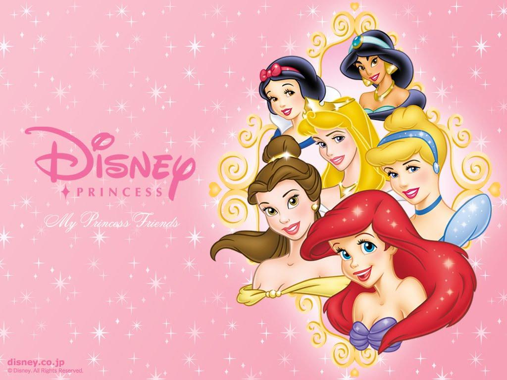 Marcos gratis para fotos wallpaper princesas - Images princesse ...
