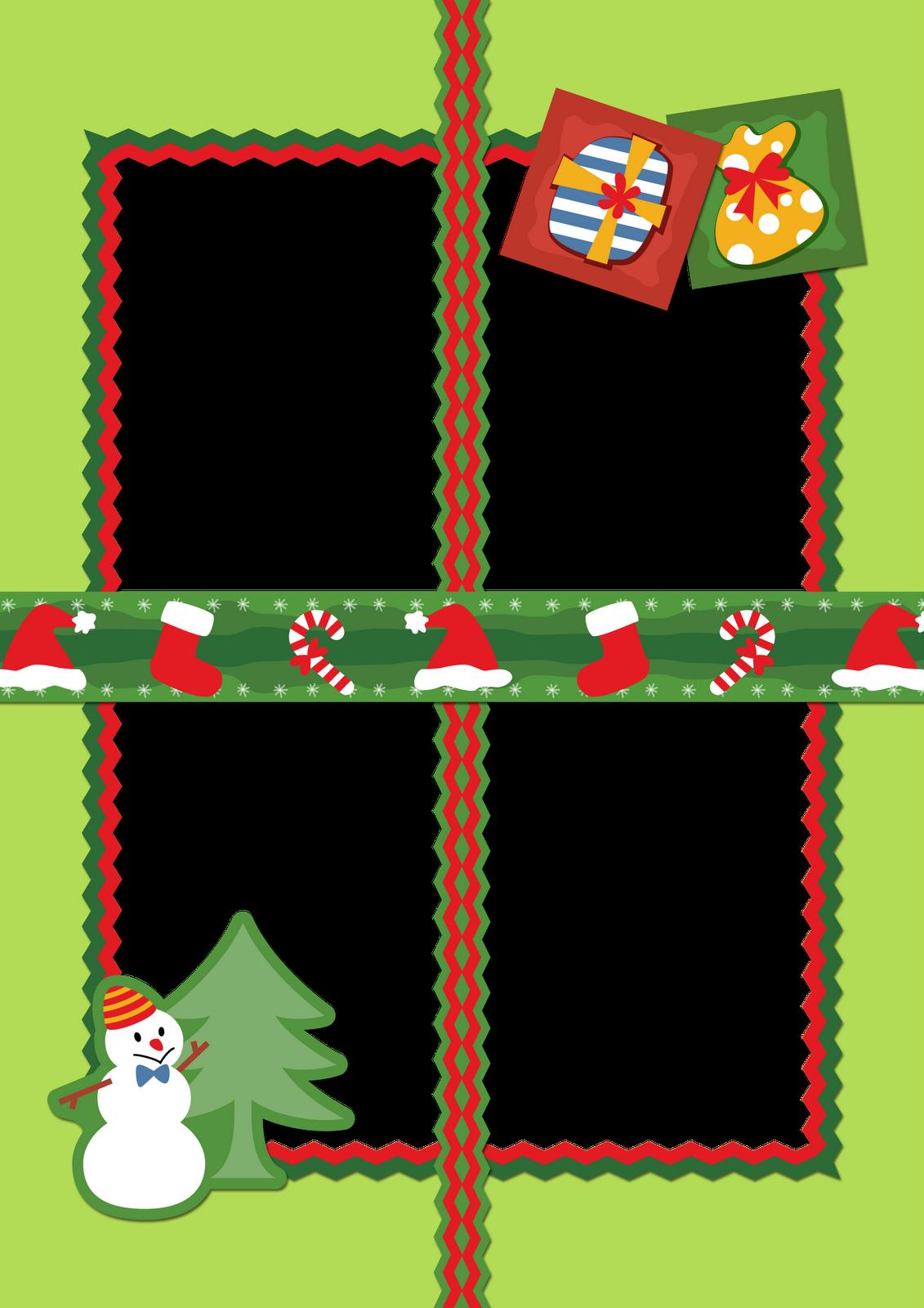 Marcos gratis para fotos marcos de navidad gratis en - Marcos navidad fotos ...