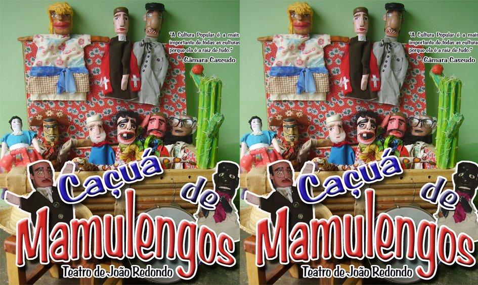CAÇUÁ DE MAMULENGOS