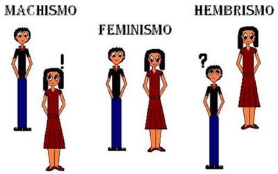 ¿Eres feminista o hembrista?  1240967305515_f