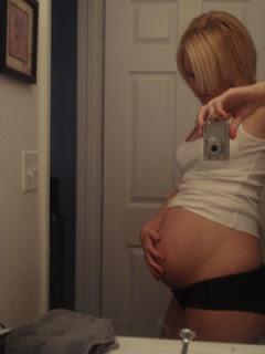 loiras grávidas