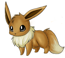 God damn I love Eevee