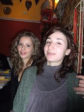 Nuria y Sonia, de Ferrol