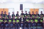 Barisan Kepimpinan Asrama Tun Perak 06/07