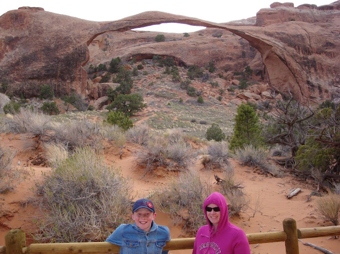 Landscape Arch in Arches Nat'l Park