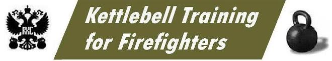 RKC Fire Pro Kettlebell Training