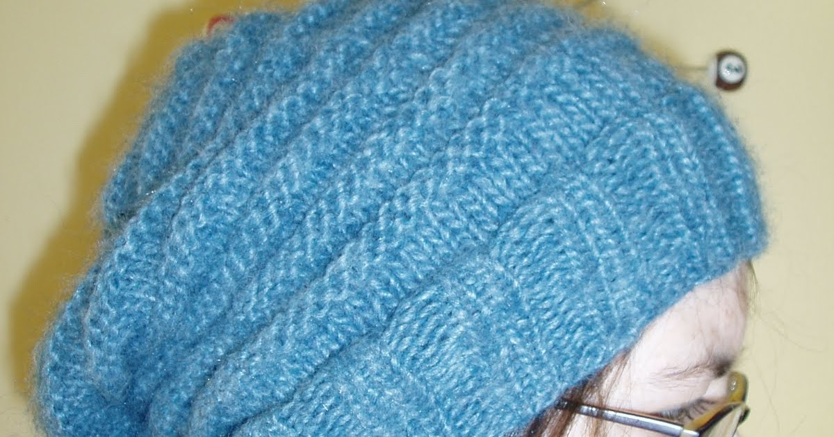 Knitting Terms M1 : Etsy ireland how to tuesday pompero striped hat