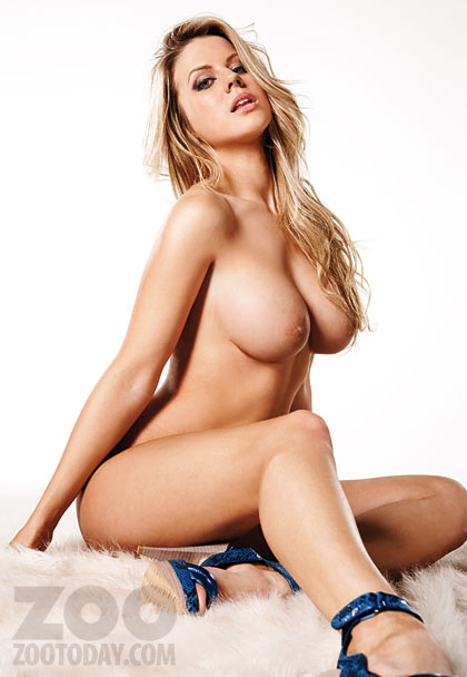 Madison Welch en playboy, Que tetas mas ricas