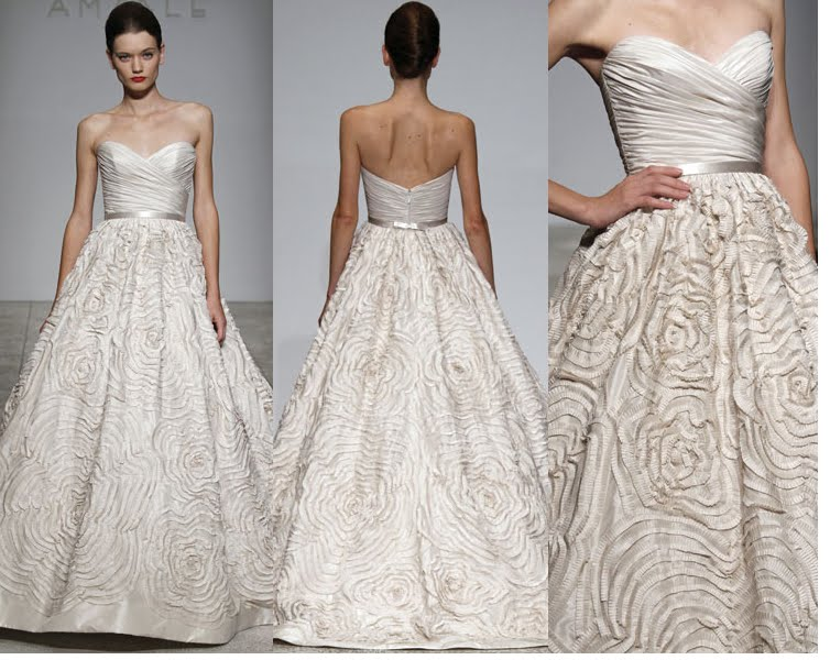 Bridal Amsale Collection Coco Price