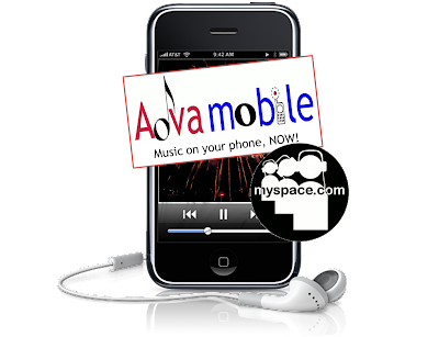 Adva Mobile on MySpace Music