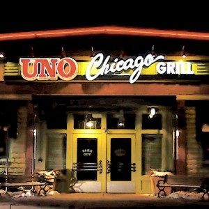 Uno Chicago Grill Free Shipping Policy. Uno's online ordering system is for pickup only due to the nature of their products. Therefore, shipping does not apply to this company. Save your dollars with verified Uno Chicago Grill free shipping code and coupons for December. Uno Chicago Grill .