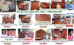 7000 hình SP đồ gỗ mỹ nghệ