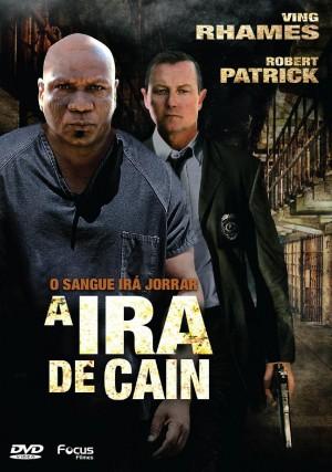 Filme Poster A Ira de Cain DVDRip XviD Dual Audio & RMVB Dublado