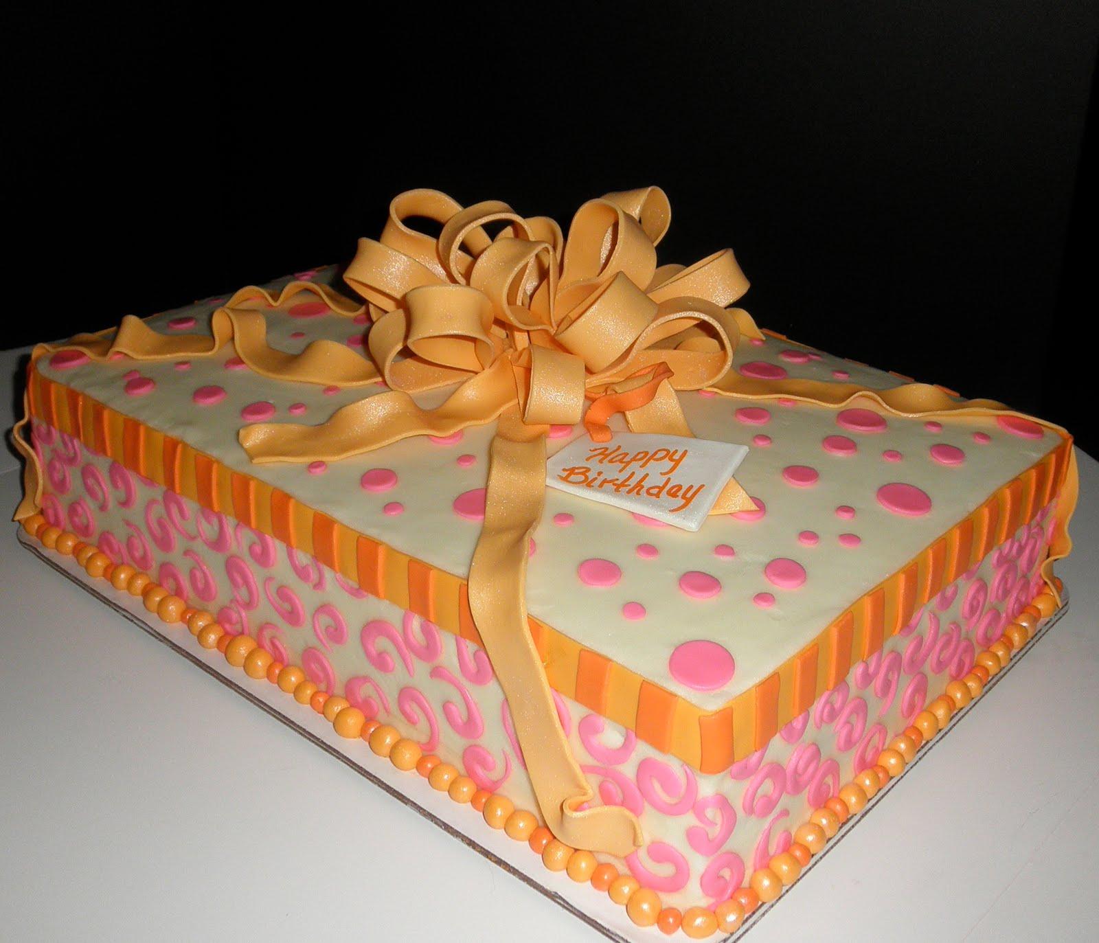 Sweet K Cake Design : Sweet T s Cake Design: Sweet T s Sheet Cake Present