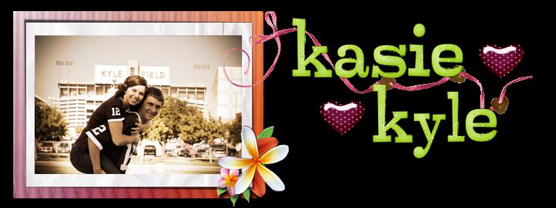 Kasie & Kyles Blog