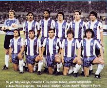 CAMPEÃO EUROPEU DE 1986/1987