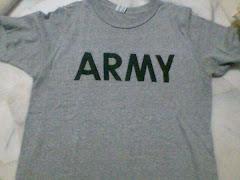 VINTAGE ARMY