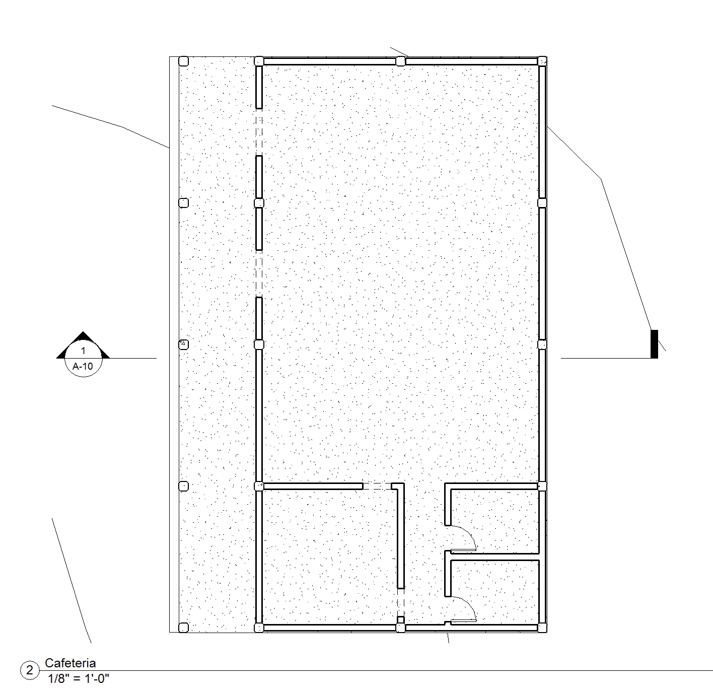 into the banana tree cafeteria cafeteria floor plans submited images