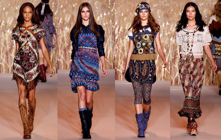 Street trends vs high fashion