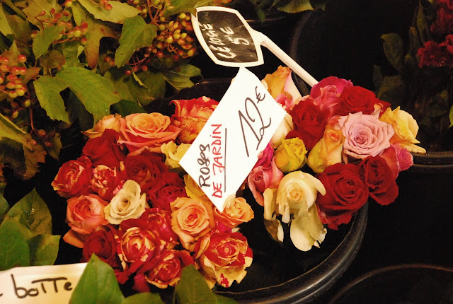 flores parisinas