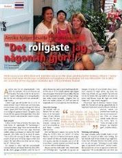 Artikel i tidningen SVEN