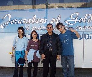 <b>Bersama Keluarga di Tanah Perjanjian</b>