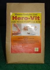 JAHE MERAH hEROVIT