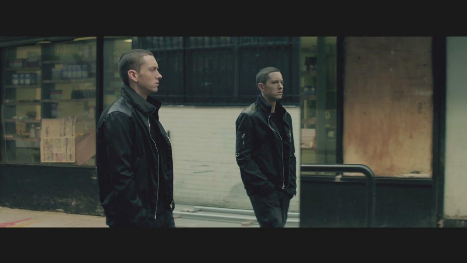 Eminem - Not Afraid HD