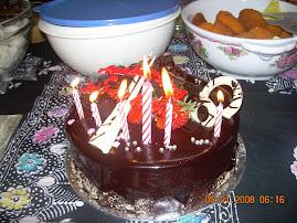 Kak Yong's Birthday Cake